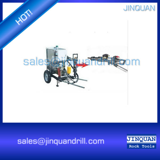 China YYT28 Hydraulic Rock Drills | Hydraulic Drill Rigs