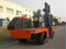 CCCD-8C diesel side loader truck