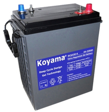 FLOOR SCRUBBER COMMERCIAL DEEP CYCLE BATTERIES