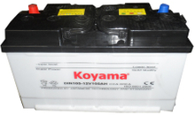 DIN Dry Charged Auto Battery