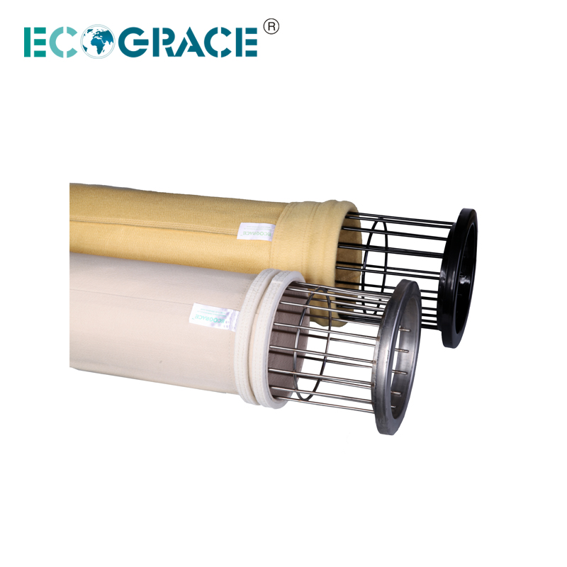 Galvanized Treatment Dust Collector Filter Bag Cage