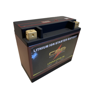 12.8V 13.2ah Lithium Ion Battery Factory OEM LiFePO4 Motorcycle Battery LFP20L-BS (YTX20L-BS)