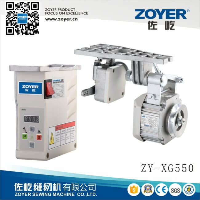 ZY-XG55 Zoyer Save Power Energy Sewing Motor with Belt (ZY-XG55)