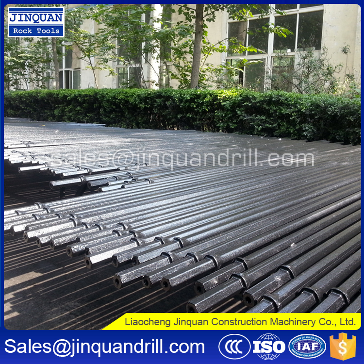 Tapered Rock Drill Rod - Taper Drill Steels