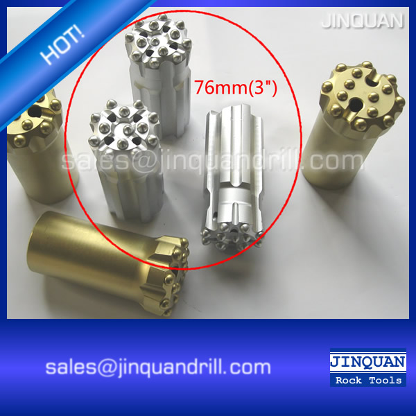 T38-64mm,70mm,76mm,89mm Button Bits