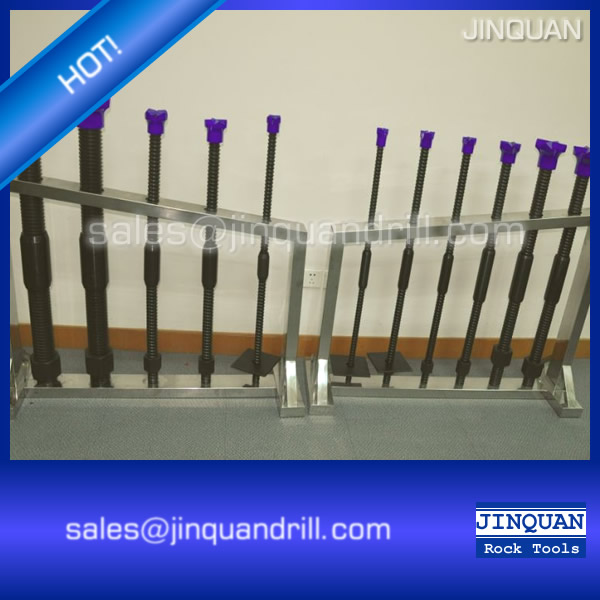 Thread Rock Drilling Tools
