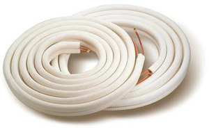 Flat Insulated Copper Tubes for Split AC