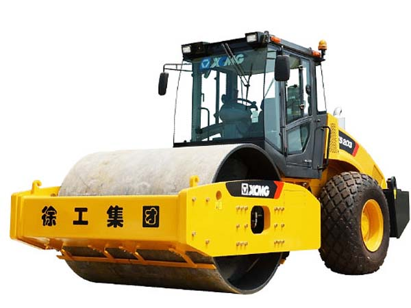 XCMG XS203 Single Drum Vibratory compact road roller