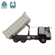 Sinotruck HOWO 6X4 Middle Tipping Dump Truck for sale