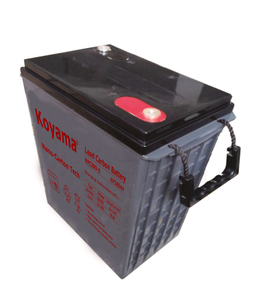6V 380AH High Quality Deep Cycle Lead Carbon Battery NPC380-6