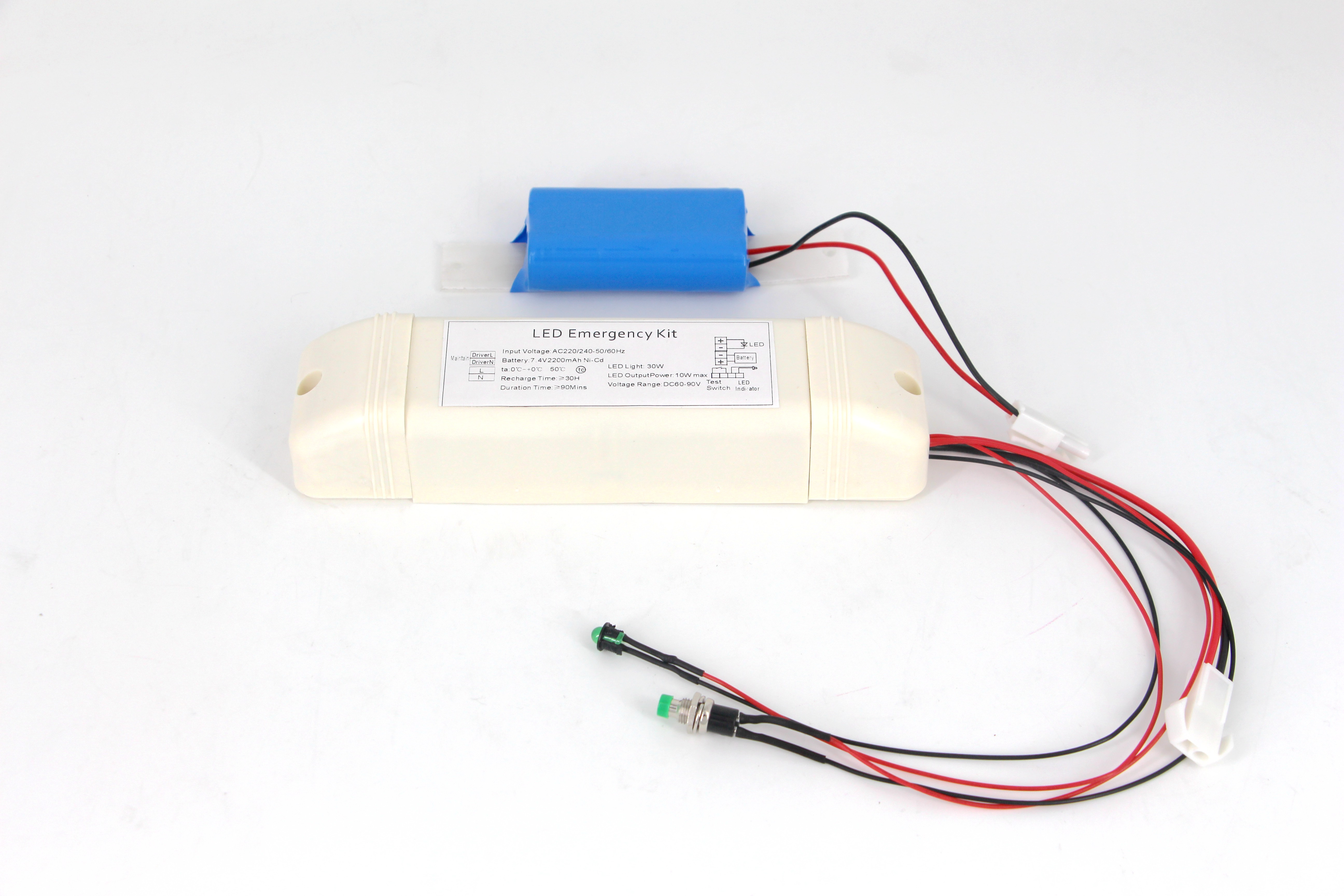 Led Downlight Emergency Conversion Kit Wiring Transformers For Downlights Images Of