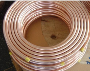 Double Wall Tubes with Copper