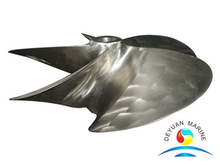 3200mm Diameter Stainless Steel Marine High Speed Propeller