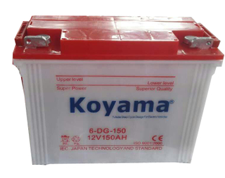Tricycle Battery