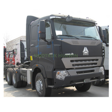 SINOTRUK A7 6X4 420hp CNG Tractor Truck