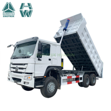 HOWO 6X4 Front Tipping Dump Truck