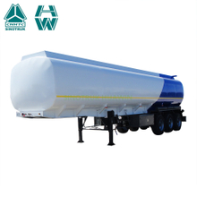 3 Axles Fuel Tanker Semi Trailer