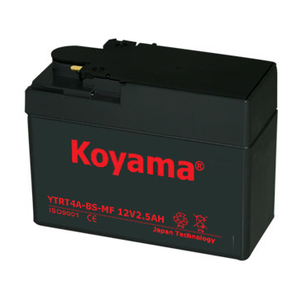 Ytr4a-BS Sealed Maintenance Free Battery 12V Powersport Motorcycle Scooter Atvs