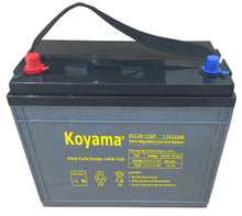 Floor Cleaning Deep-Cycle AGM Battery