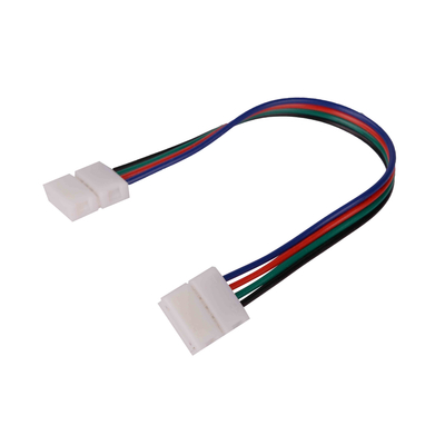 RGB 5050 DOUBLE CLIP | 10MM LED STRIP LIGHT JOINERS