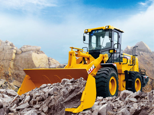 XCMG LW400KN chinese wheel loader