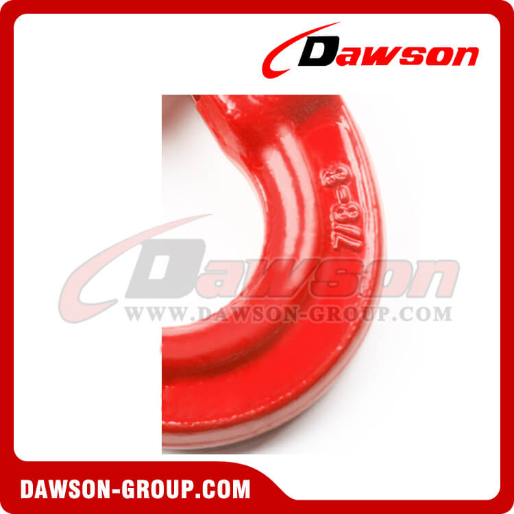 DS083 G80 Swivel Self-Locking Safety Hooks - Dawson Group Ltd. - China Exporter