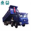HOWO 8X4 Dump Truck with Front Tipping