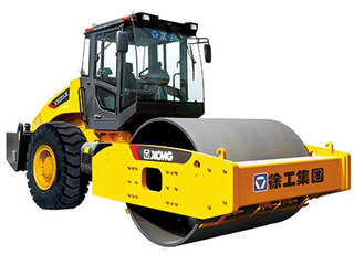 XCMG XS223JE Single Drum Vibratory rollers for compaction