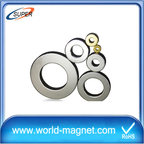 Large Neodymium Ring Magnets for speaker
