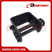 Weld on Winch - Flatbed Truck Winches for Cargo Lashing Straps