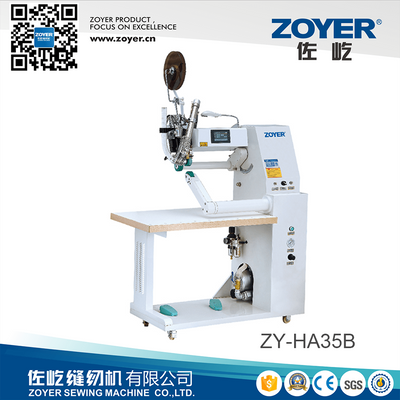 ZY-HA35B Zoyer Dual use Hot air seam sealing tape machine