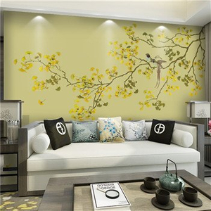 New Design Living Room Decoration Background Wall