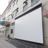 Large 16:10 Ratio Projector Electric Tab Tension Projection Screen With Remote 300 Inch