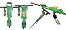 Pneumatic Air Leg Rock Drills, Hand Held Jack Hammer