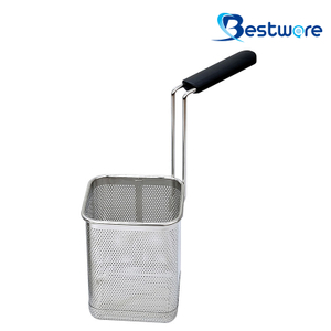 Single Handle SS Pasta Basket (Square) - BTW60S555