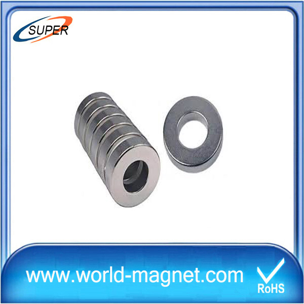 Top Sell N35SH Neodymium Ring Magnet