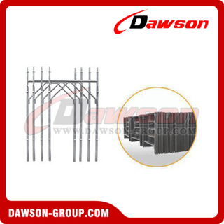 DS-E004 Walk Through Scaffolding Frame D