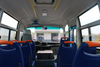Sinotruk 6 Meters Transport Passenger Bus Luxury Bus