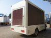 SINOTRUK 4x2 Advertising LED Display Truck
