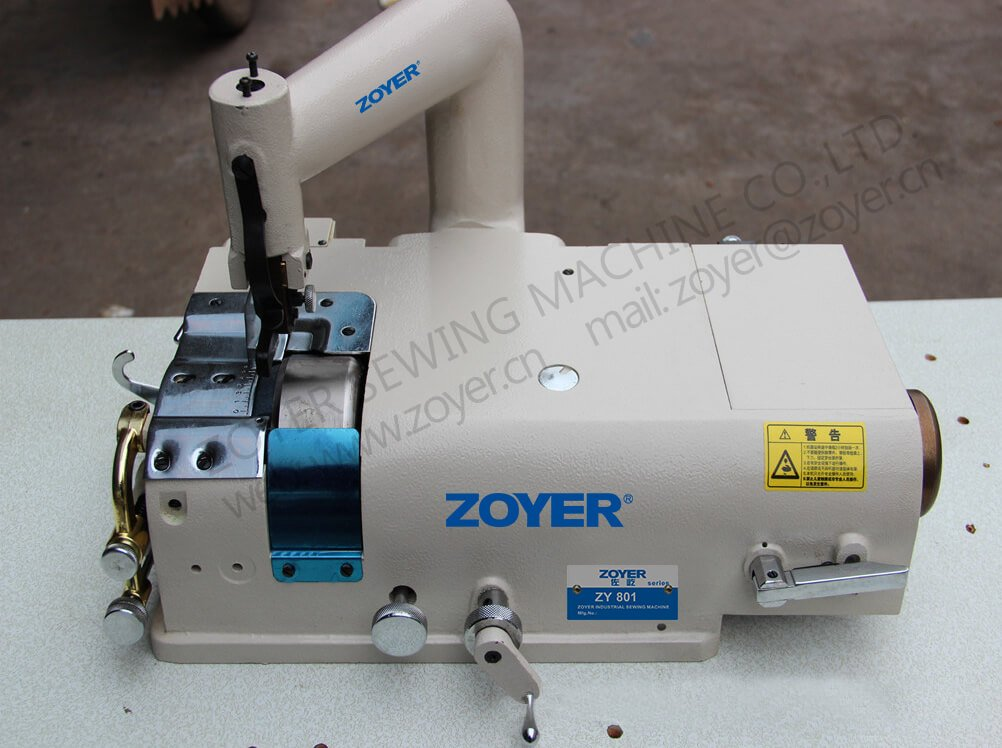 ZY801 zoyer leather skiving machine