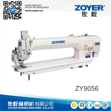 ZY9056-D4 zoyer 56cm long arm direct drive auto trimmer auto foot lift lockstitch industrial sewing machine