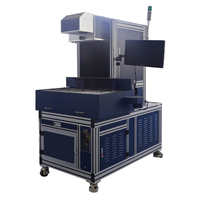 100W 150W Dynamic co2 laser marking machine
