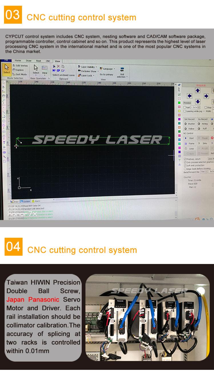 Small fiber laser cutting machine 600*400mm - Buy 500w fiber laser