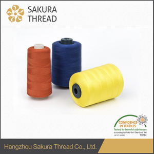 50s/2 Polyester Sewing Thread for Weaving