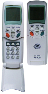 KT-4000 One-Key universal AC Air conditioning remote control