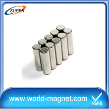 Manufacture Segment Neodymium Cylinder Magnet for Motor