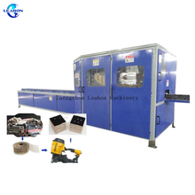 Automatic Sawdust Foot Block Machine Pallet Foot Making Machine