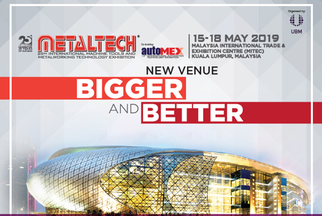 Exhibition News-the 25th International Machine Tools and Metalworking Technology