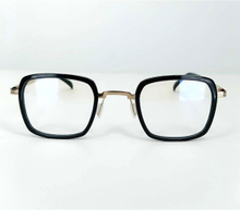 XR1117F-9 simple light square titanium optical frame