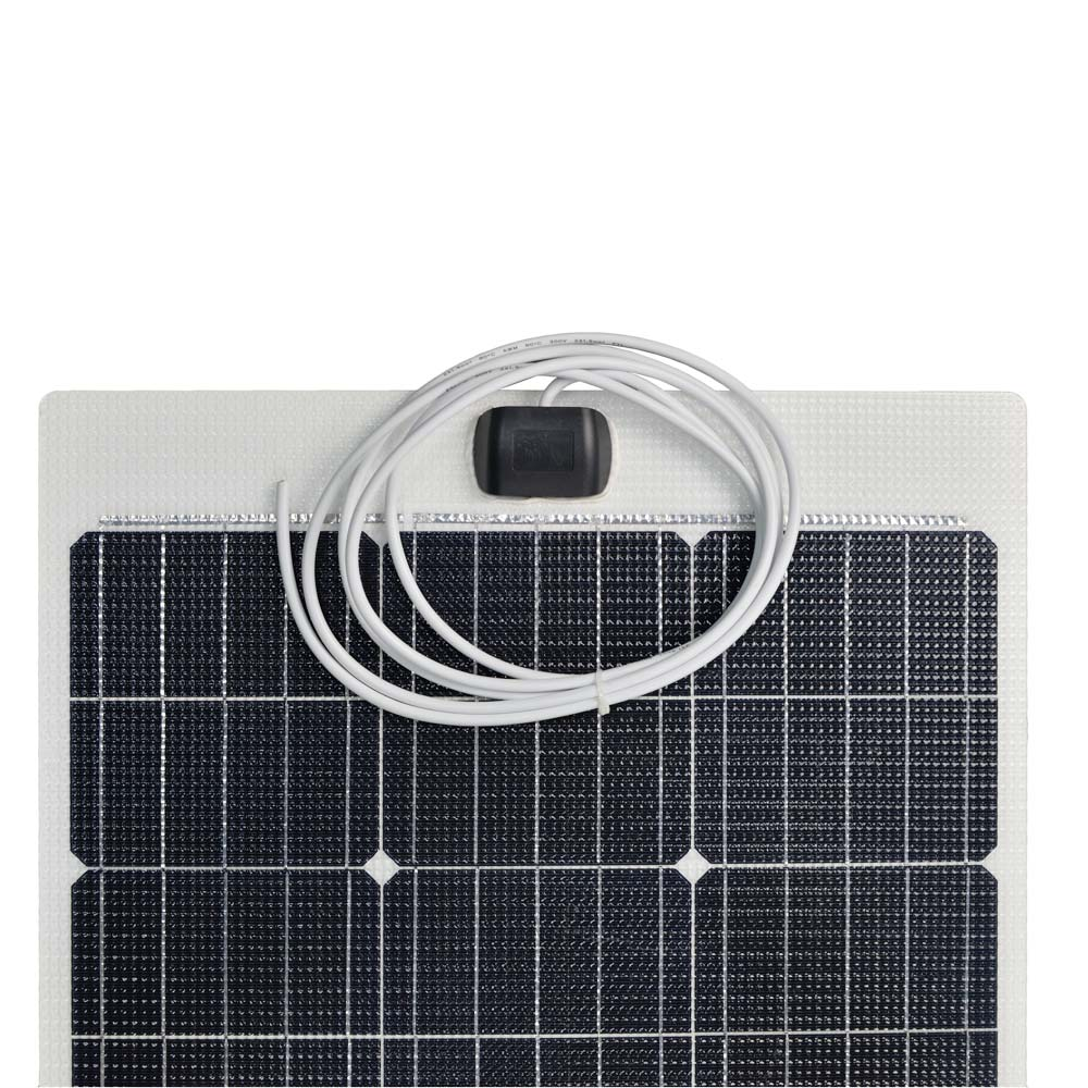 LE-100W20V Solar Lightweight Panel